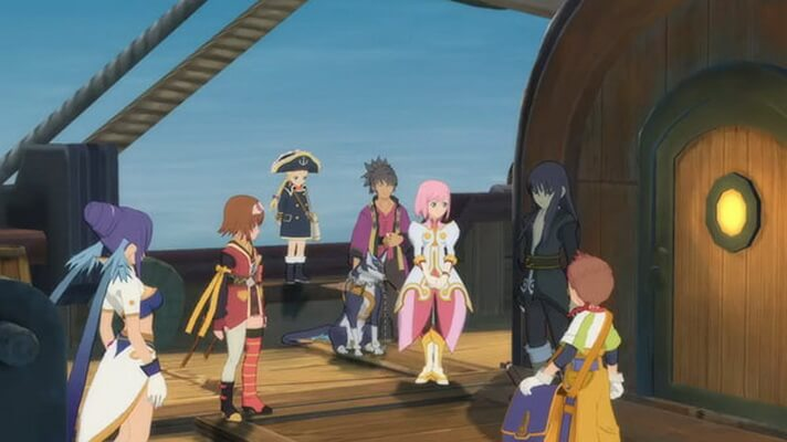 Resmi Dirilis, 'Tales of Vesperia: Definitive Edition' Rilis Launch Trailer