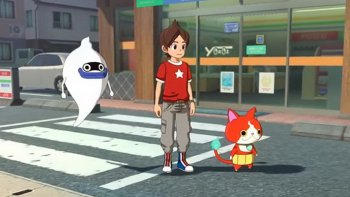 Simak Gameplay 'Yo-kai Watch 4' dari World Hobby Fair Winter 2019