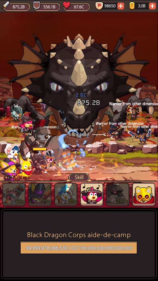 Miracle Pororo Boss Raid