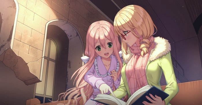 "Studio Élan dan Sekai Project Resmi Rilis ""Heart of the Woods"" di Steam"