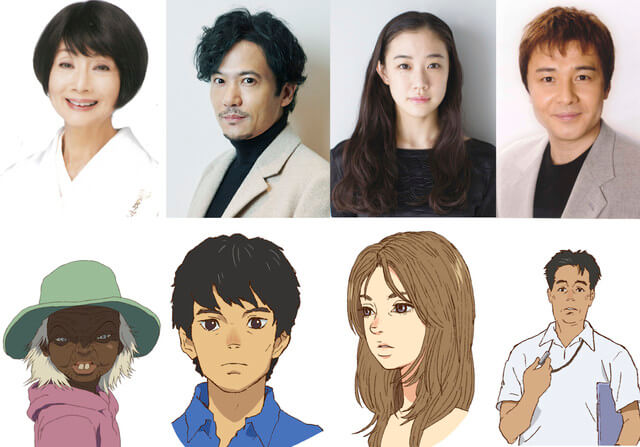 Children of the Sea Extra Cast